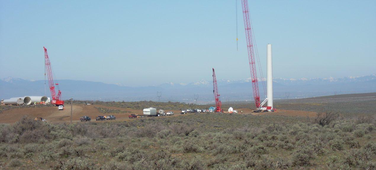 Vantage Wind Farm