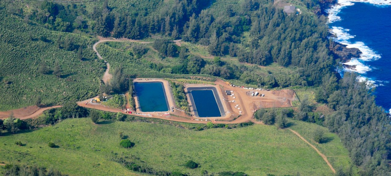 Honokaa Wastewater Treatment Plant Phase 2