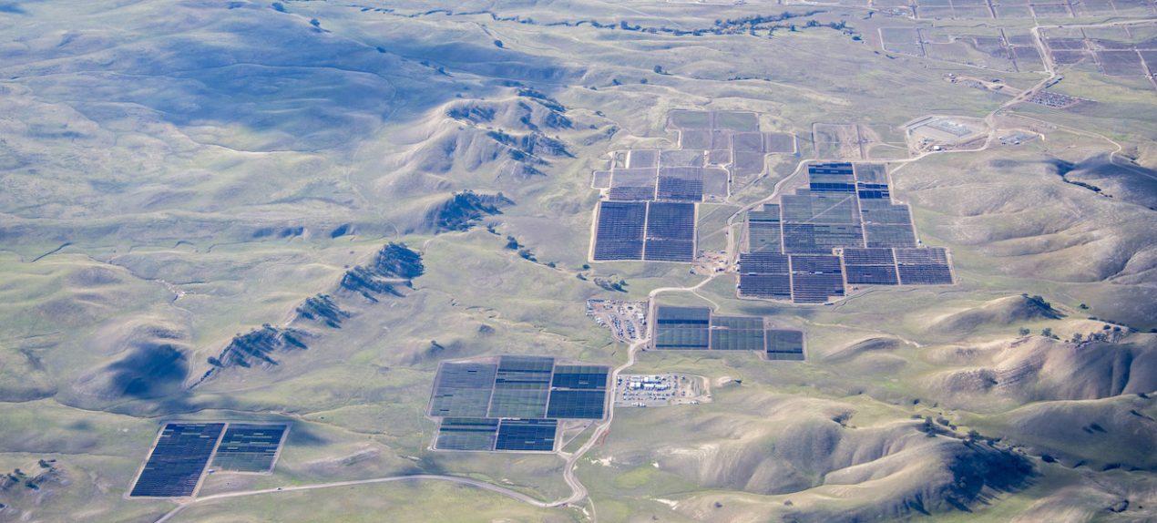 Cal Flats Solar Energy Farm