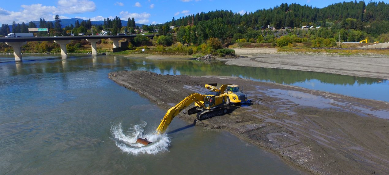 Kootenai River Restoration Projects