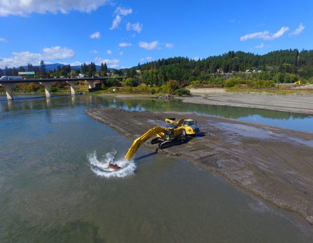 Kootenai River Restoration Projects