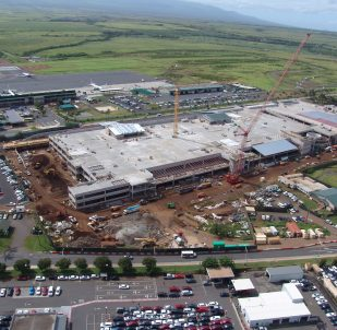ConRAC Facility - Kahului Airport