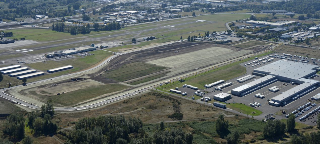 Troutdale Reynolds Industrial Park Restoration