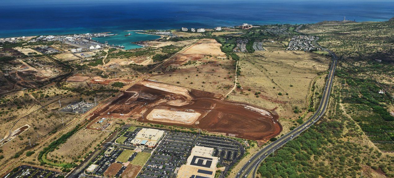 Kapolei West Phase I Improvements