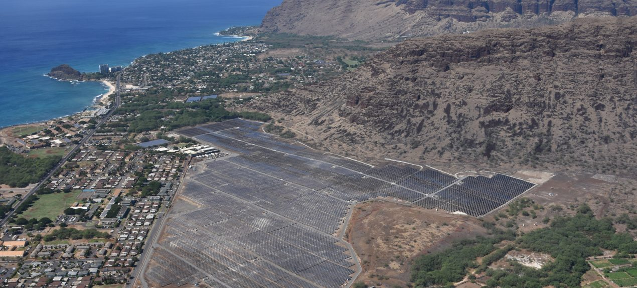 Waianae Solar Energy Farm