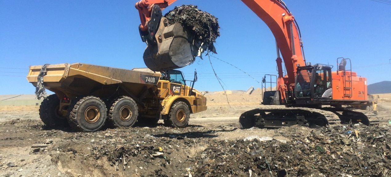 Cedar Hills Landfill