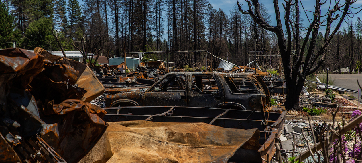 Butte County Paradise Clean Up Camp Fire CA