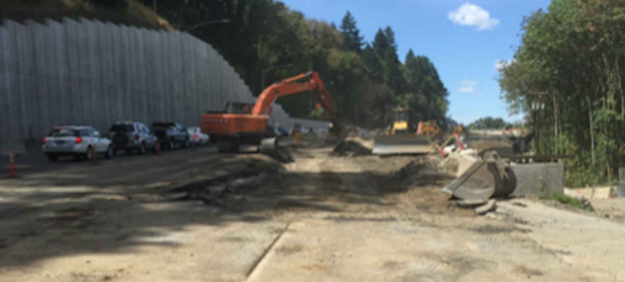 Sellwood Bridge Reconstruction