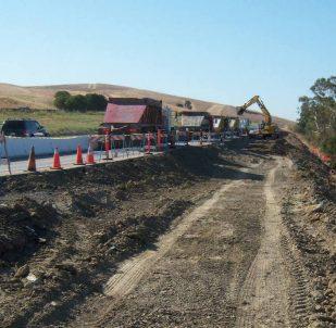 Highway 680/237 Separation to Grimmer
