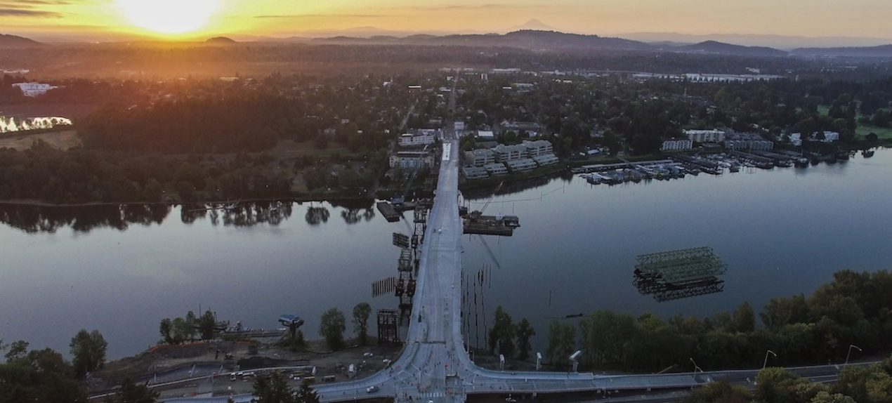 Sellwood Bridge Sunset Best