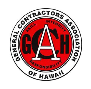 General Contractors Association of Hawaii logo