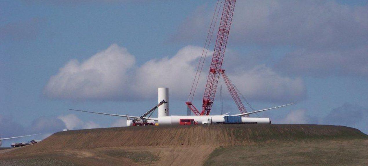 Dunlap, High Plains, and McFadden Wind Farms
