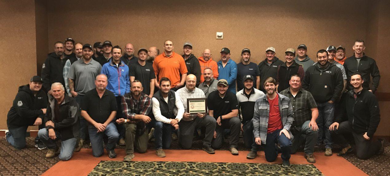 Oregon AGC PRIDE Award