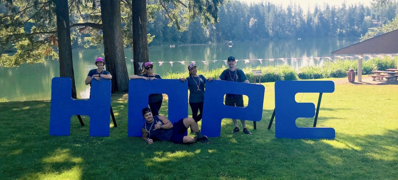 Valley Girls & Guys' Be the Hope Walk in Maple Valley