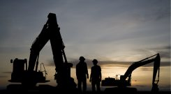 Thumbnail of http://Excavators%20at%20Dawn