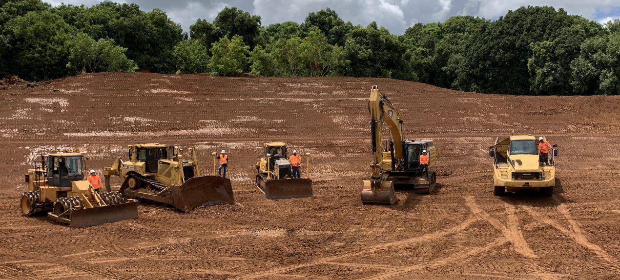 Anahola Reservoirs Improvements Project Kaua'i Region