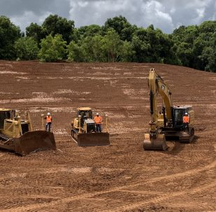Anahola Reservoirs Improvements Project Kaua'i Region