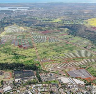 Mililani Solar project