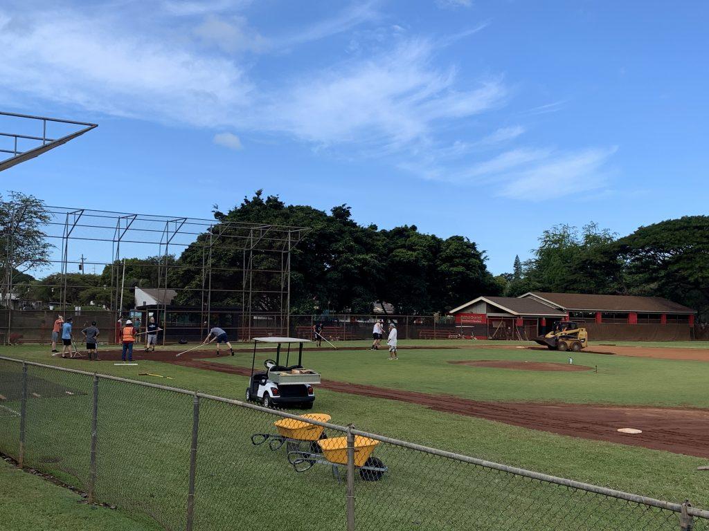 Radford High School in Honolulu, HI