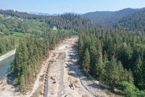 Gold Basin Habitat Restoration Project